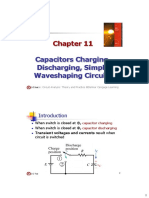 BE-Ch11-Capacitor Charging & Discharging