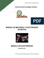 Modulo de Electricidad Motos