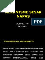 MEKANISME SESAK NAPAS 17 MARET 2013.pptx