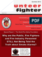 Why are the Public Still Not Being Told the Truth about Smoke Alarms?