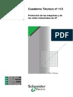 Schneider - Protección de las máquinas y de las redes industriales de AT.pdf