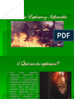 Materiales Explosivos y Inflamables