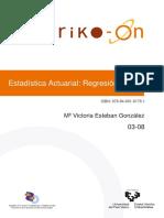 0.- Estadística acturial, Regresión Lineal.pdf