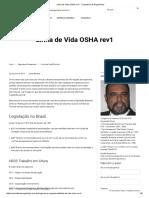 Linha de Vida OSHA Rev1 - Consultoria & Engenharia