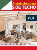 Manual Bases de Techo 2017