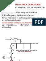 Instalacion Electrica de Motores