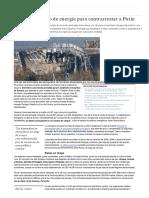 Un frente ibérico de energía para contrarrestar a Putin (Público, 13-10-14, Portugal)
