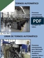Apresentacao - Linhas de Producao e Laboratorio
