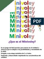 2. El Minivoley