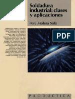 Tecnica - Soldadura Industrial Clases y Aplicaciones