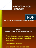 Inntoxicacion Por Cadmio Untecs