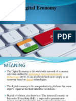Digital Economy Presentation