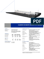 Executive Summary Bunker Barge B13 Range 10 2015