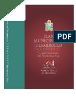 Plan Municipal de Desarrollo TECOLUTLA, VER 2014 2017.pdf