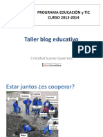 Taller Blog Educativo