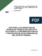 Gua Elab. Papeles de Trab Sept 2011