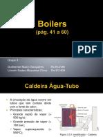Seminário - Boilers