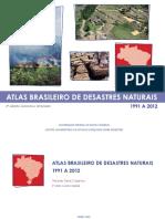 Atlas de Desastres Naturais - SC