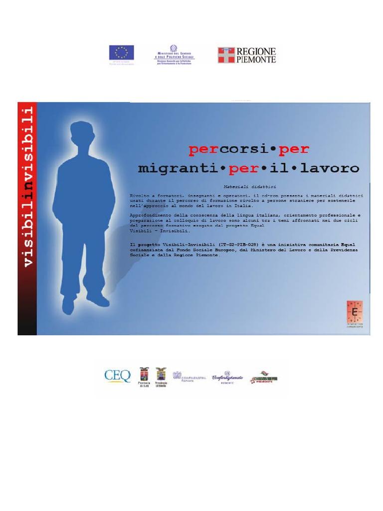 percorsi per il lavoro per stranieri.pdf cc8b1cb59ad8