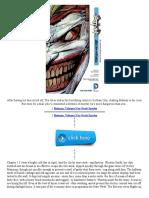 (_ 9.8 _) online Batman, Volume 3 by Scott Snyder SkyDrive  bookshop  read 2xb4Zn3u0