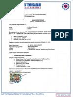 Tambahan Surat Pernyataan CV. Mitra Graha Bhakti (1)