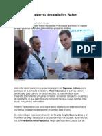 07.08.17 Necesario, gobierno de coalición- Rafael Moreno Valle