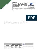 82314068 Procedimiento Para Fabricacion y Montaje de Estructura Metalica Galvanizad1