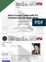 InfoPLC Net Bacth Process
