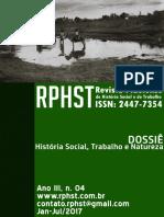 Revista Piauiense de História Social e do Trabalho, Ano III, n. 04