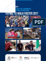 Regional Report Latin America and the Caribbean Adult Learning and Education Trying to Walk Faster 2017