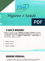 Higiene e Saúde