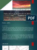 Plano de uso do SRPN