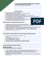 Bibliografía Ascenso Categoría-2015
