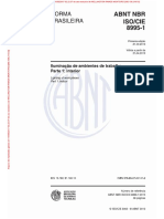 NBRISO-CIE8995-1 - Iluminação de Ambientes de Trabalho