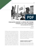 Tiriba_pedagogía Del Trabajo