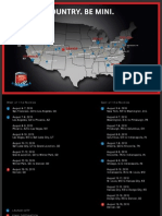 MTTS 2010 Route Map