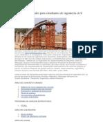 Apuntes y Manuales Para Estudiantes de Ingeniería Civil