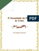 A Necessidade Da Morte de Cristo, Por Stephen Charnock