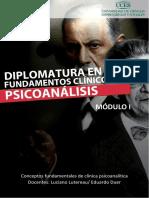Conceptos Fundamentales de Clínica Psicoanalítica - Clase 4 (2)