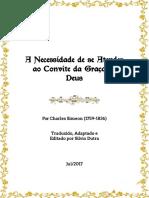 A Necessidade de se Atender ao Convite da Graça de Deus - Charles Simeon.pdf
