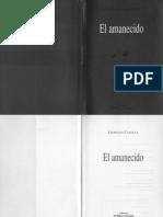 Castilla, Leopoldo - El Amanecido