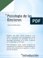 Psicología de Las Emciones