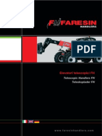 ERKE Group, FARESIN Telehandler Catalogue