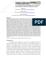 Uma Contribuio Aos Estudos de Geomorfologia Climtica Anais Sinageo