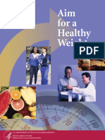 Aim for Healthy Weight NIH Guide.pdf