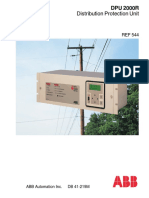 ABB DPU 2000R Distribution Protection Unit.pdf