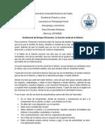 Conferencia de Enrique Florecano acerca de la función social de la historia