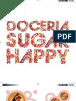 Cardápio Doceria Sugar Candy