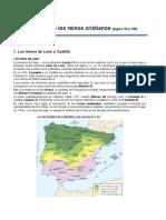 Apuntes tema 5_La expansión de los reinos cristianos (siglos XII y XIII)