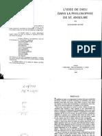 KOYRÉ, L'idée de Dieu dans la philosophie de St. Anselme.pdf